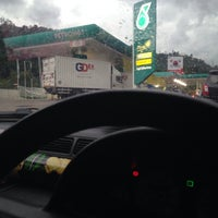 Photo taken at PETRONAS Station by syuhada h. on 5/7/2016