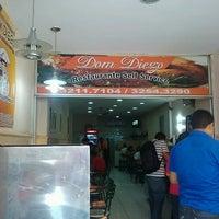 Photo taken at Dom Diego Restaurante - Matriz by Tiago C. on 9/17/2012