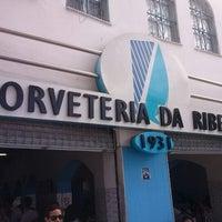 Foto tomada en Sorveteria da Ribeira por Guga M. el 2/13/2013