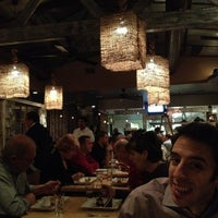 Photo taken at Fin Restaurant & Raw Bar by Kristen B. on 2/14/2013