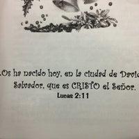"""Photo taken at Iglesia Metodista De Mexico """"Bethell"""" by Jessie G. on 12/25/2012"""