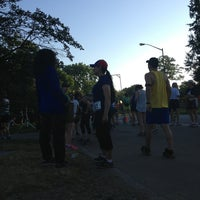 Photo taken at Central Park - NYC Marathon Long Training Run by Ilie K. on 7/27/2013