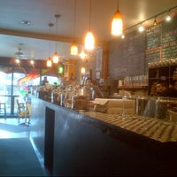 Photo taken at B Cup Cafe by Ilie K. on 11/17/2012