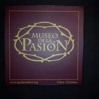 Foto tomada en Museo de la Pasión por Jaime M. el 2/16/2013