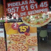 Foto tomada en Telepizza Lucena por Jaime M. el 9/26/2013