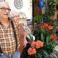 Foto tomada en Casa-Patio de la calle Guzmanas, 4 por Jaime M. el 4/20/2013