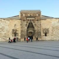 4/6/2013にBurak K.がBuruciye Medresesiで撮った写真