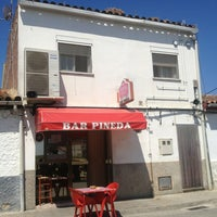 Photo taken at Bar Pineda (tapilles) by Joan A. on 7/7/2013