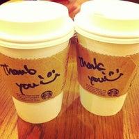 Photo taken at Starbucks by Takayuki M. on 9/23/2012