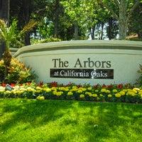 Photo taken at The Arbors at California Oaks by The Arbors at California Oaks on 10/29/2015