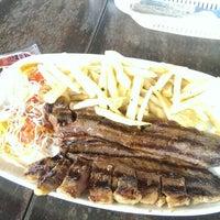 Photo taken at Parador Y Restaurante El Faro by Edison R. on 4/13/2014
