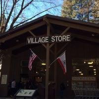 Photo taken at Yosemite Village Store by Irene M. on 1/20/2014