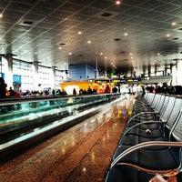Photo taken at Terminal 2 by Pablo J. on 1/27/2013