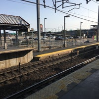 Photo taken at MBTA Commuter Rail South Attleboro by David Carl O. on 8/26/2017