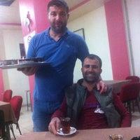 Photo taken at Gündüzler Kıraathanesi by Ömer B. on 10/14/2015