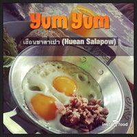 Photo taken at Huean Salapow by Wannikar y. on 5/5/2013