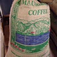 Photo taken at Maui Coffee Roasters by 🍸Alandra's J. on 10/9/2012