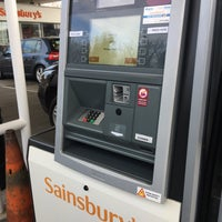 Photo taken at Sainsburys Petrol Station by Paul M. on 2/17/2017