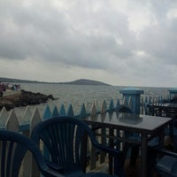 Photo taken at Club Maritime by Mourad L. on 9/11/2013
