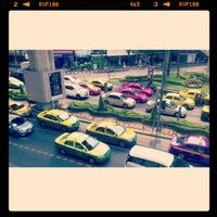 Photo taken at Sukhumvit Road by Muhammad Fatih R. on 2/10/2013