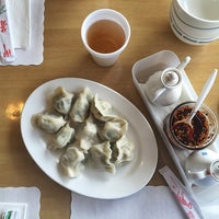 Photo taken at Luscious Dumplings by Lucky Peach on 4/6/2016