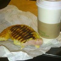 Photo taken at Sama Restaurante Café by Carlos M. on 4/25/2013