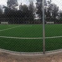 Photo taken at Unidad Deportiva Miguel Aleman Valdez by Eder B. on 7/11/2015