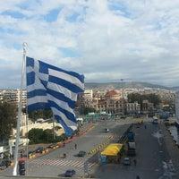 Photo taken at F/B Blue Horizon by Antonis D. on 4/17/2014