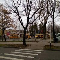 Photo taken at Автостанция на Михайловск by Denis G. on 11/25/2012