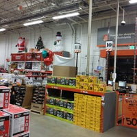 Photo taken at The Home Depot by Bernard M. J. on 12/2/2014