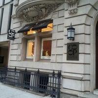 Photo taken at Barneys New York by Bernard M. J. on 12/3/2012