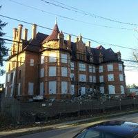 Photo taken at Ebenezer Mansion by Bernard M. J. on 11/14/2012