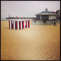 Photo taken at Margate Main Sands by Dave J. on 6/27/2013