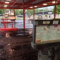 Photo taken at Klucks Drive-In by Steven D. on 5/26/2015