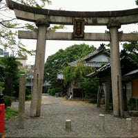 Photo taken at 常葉神社 by Mimura S. on 9/16/2016