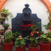 Photo taken at Hotel Artesanal Olinalá by Selene G. on 11/25/2016