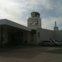 Photo taken at Ogden Hinkley Airport (OGD) by Dave A. on 3/28/2013