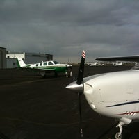 Photo taken at Ogden Hinkley Airport (OGD) by Dave A. on 4/6/2013