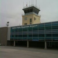 Photo taken at Idaho Falls Regional Airport (IDA) by Dave A. on 4/16/2013