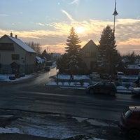 Photo taken at Veresegyház by Éva K. on 1/22/2018