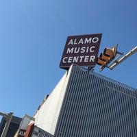 Photo taken at Alamo Music Center by Rey L. on 9/7/2017