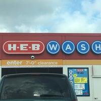 Photo taken at H-E-B Fuel by Rey L. on 11/13/2017