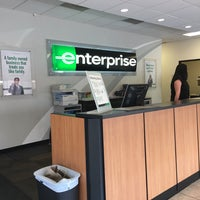 Photo taken at Enterprise Rent-A-Car by Rey L. on 8/23/2017