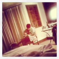 Photo taken at Villagio Inn & Spa by Aleksandra on 1/21/2013