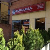 Photo taken at Burguesa by Jose R. on 6/16/2013