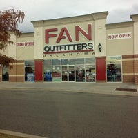 fan outfitters. photo taken at fan outfitters- moore by jon k. on 11/14/ outfitters