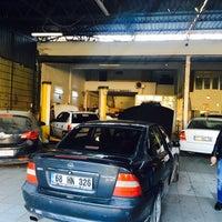 Photo taken at Optek Dikey Opel Service by Şehmus A. on 2/22/2016