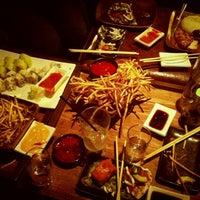 Photo taken at Ronin Sushi by Janey G. on 10/19/2012