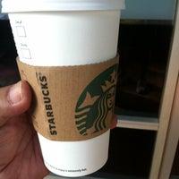 Photo taken at Starbucks by Benny W. on 4/17/2014