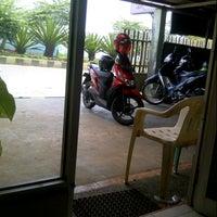 Photo taken at Universitas Lampung by Rini B. on 3/17/2014